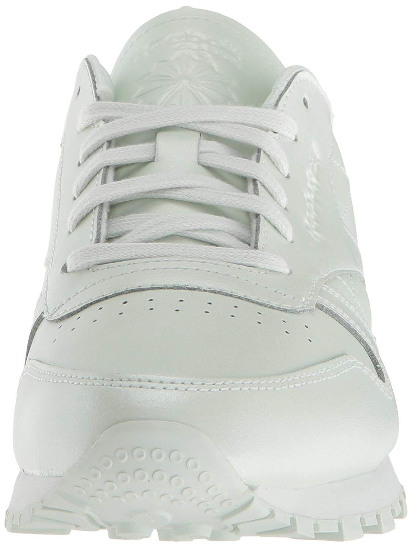 94fb9f540c0 Lyst - Reebok Women s Classic Leather Sneaker