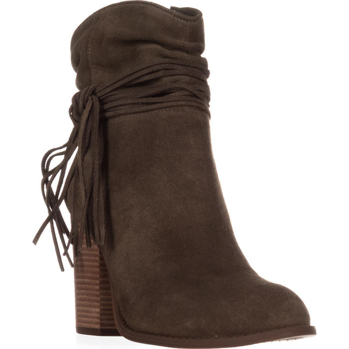 6cc896760863 Lyst - Jessica Simpson Sesley Wrapped Slouch Ankle Booties