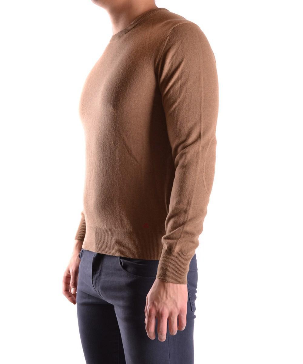 Peuterey Men's Brown Cotton Sweater in Brown for Men | Lyst