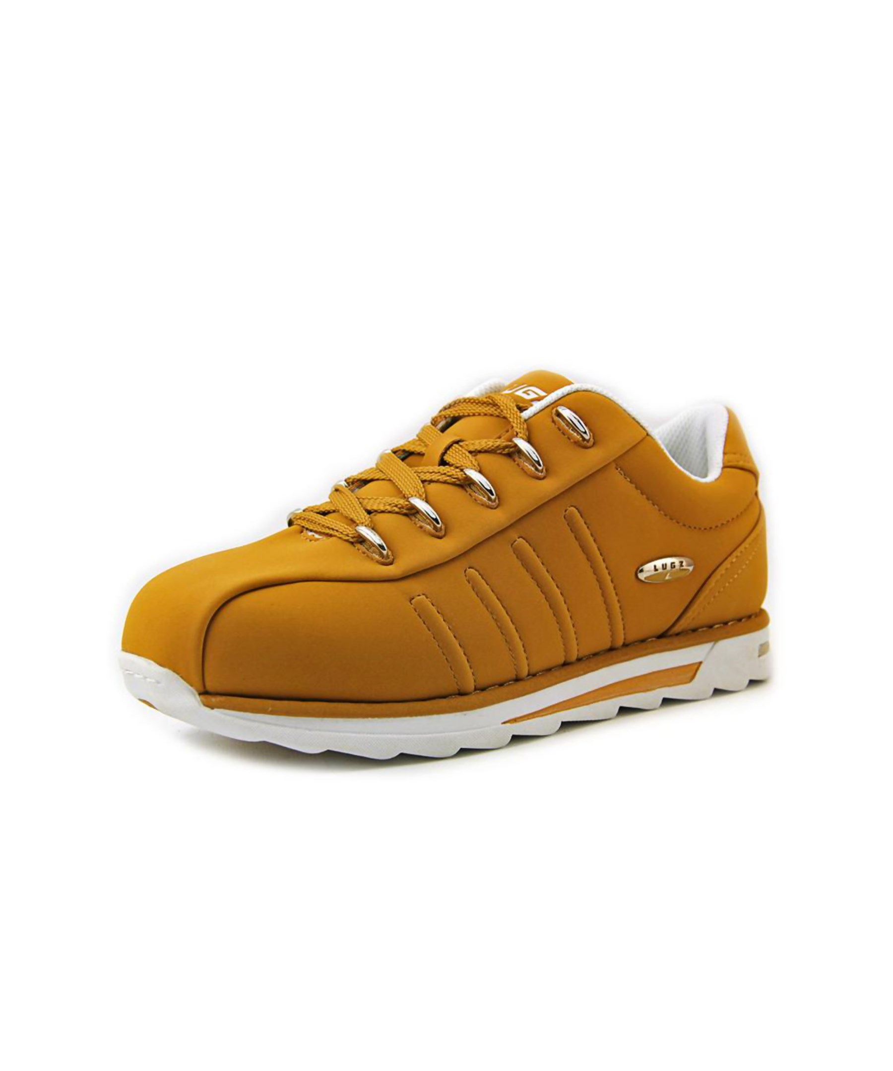 Lugz Changeover Round Toe Synthetic Sneakers In Brown Lyst