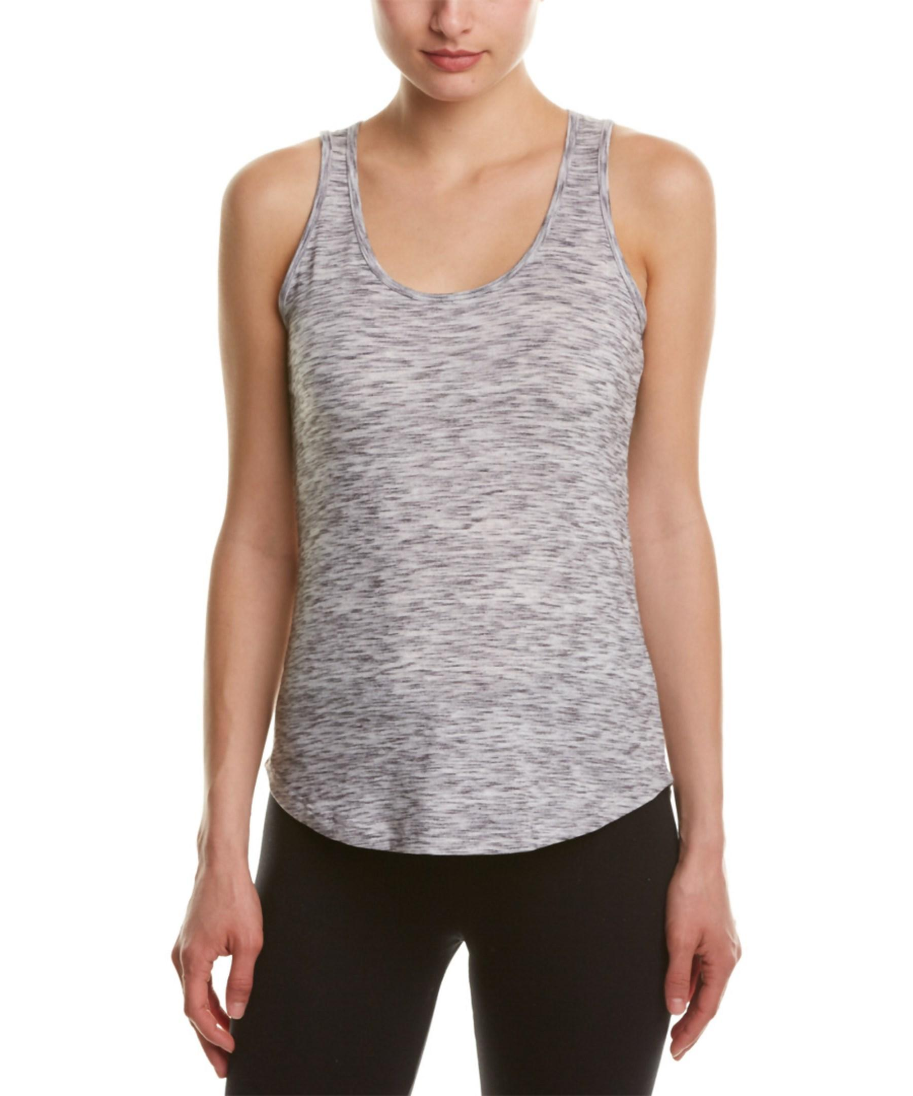Balance Collection The Back Surplice Racerback Tank In