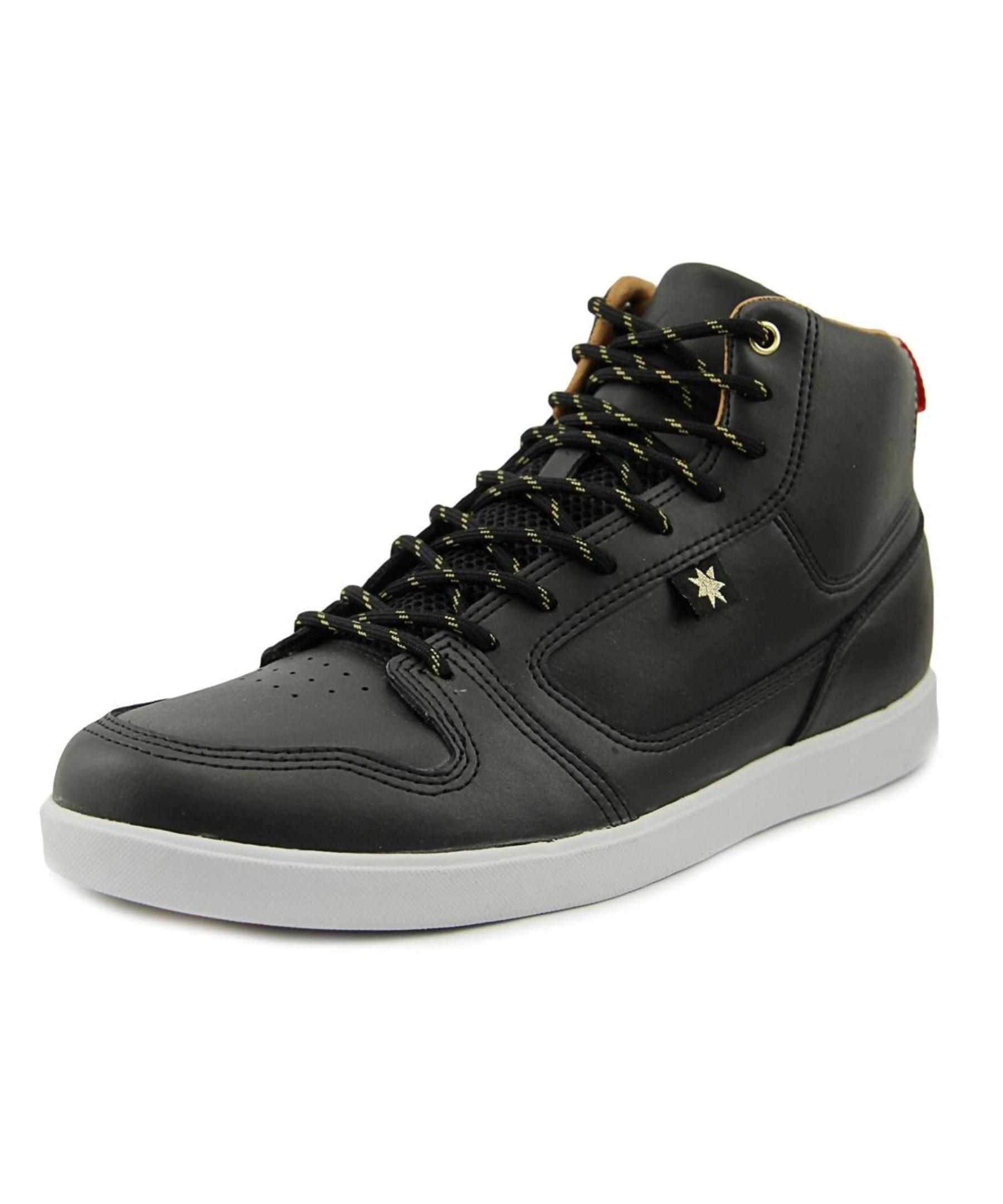 dc shoes landau high unrestricted toe leather