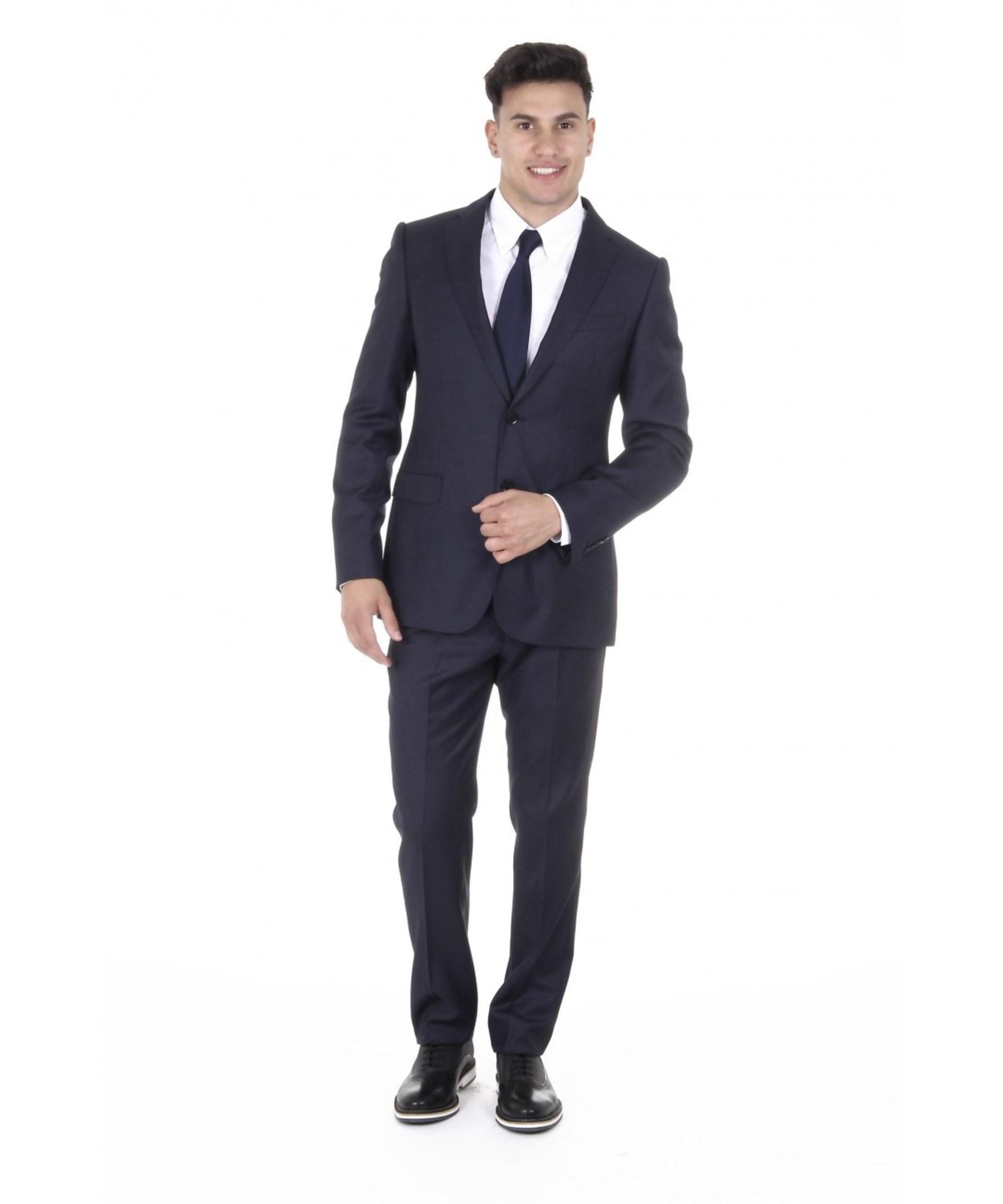 Armani Mens Suit M-line in Blue for Men