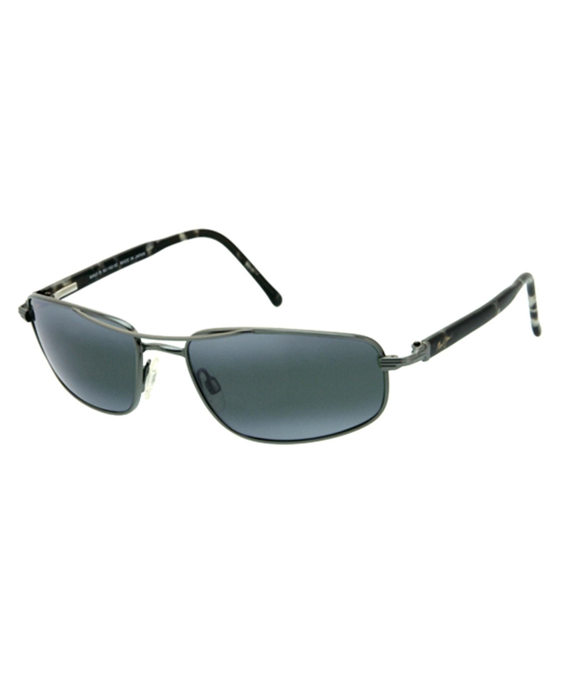 e04bb6fa4b Lyst - Maui Jim Unisex Kahuna Polarized Sunglasses in Blue