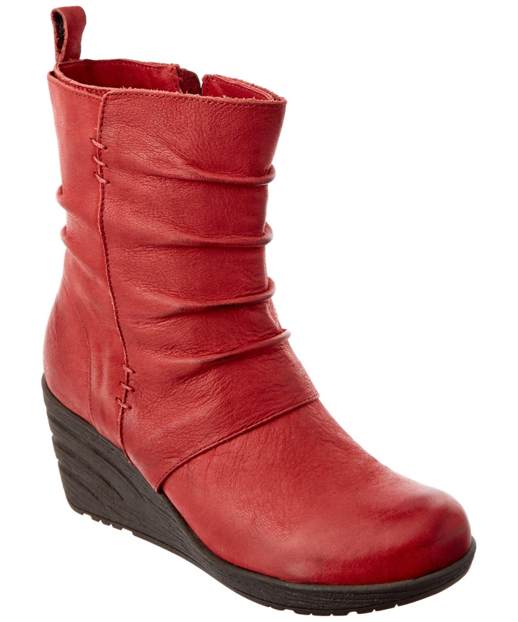 Miz Mooz Shoes Red