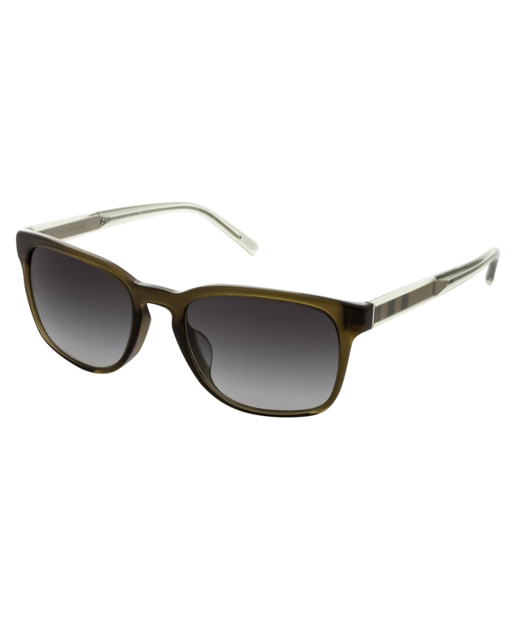 52ef3a50ba2 Lyst - Burberry Men s Be4222f 30108g Sunglasses in Green for Men