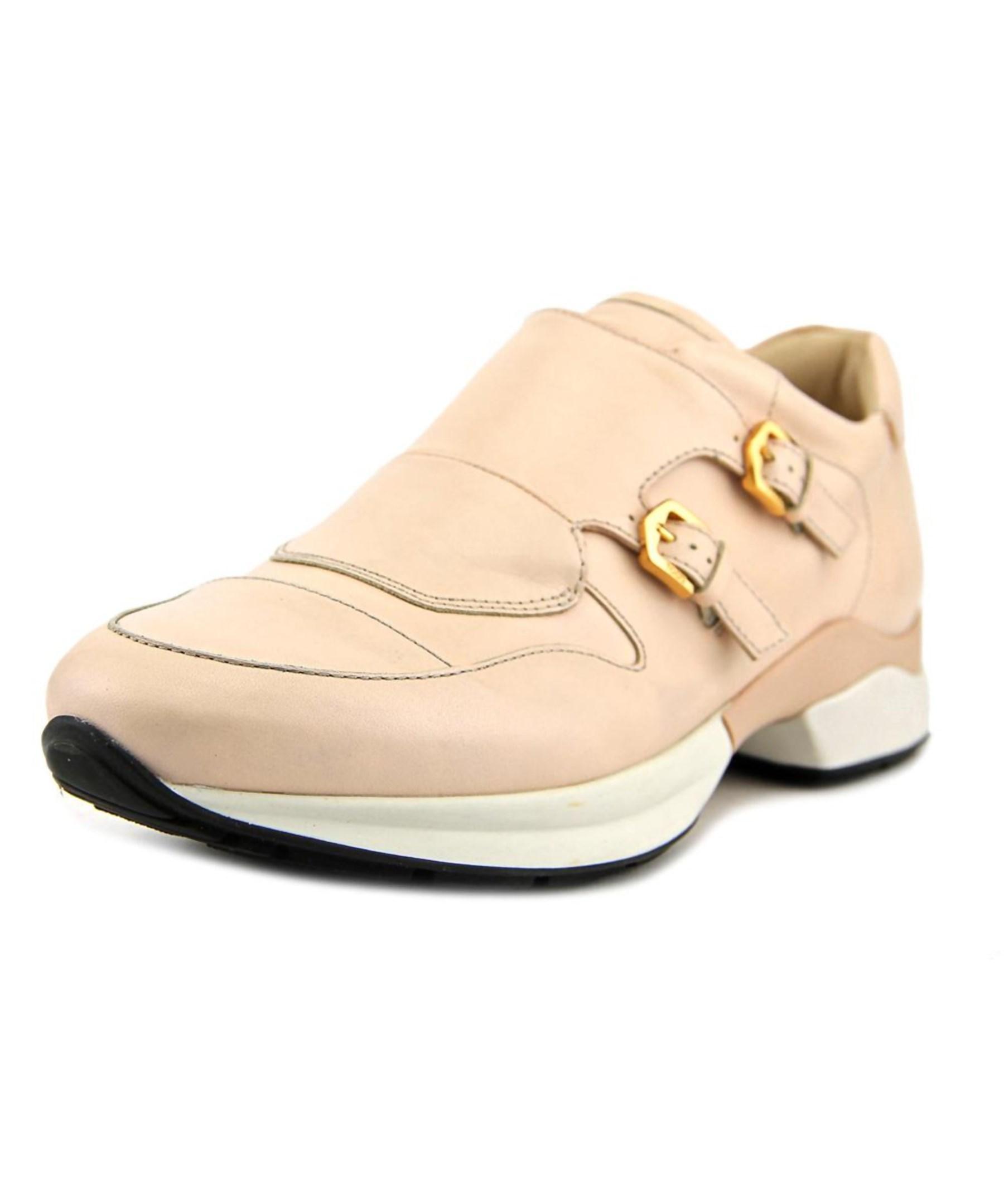 Todu0026#39;s Fondo Sportivo Uu Allacciata Women Leather Pink Fashion Sneakers In Pink | Lyst