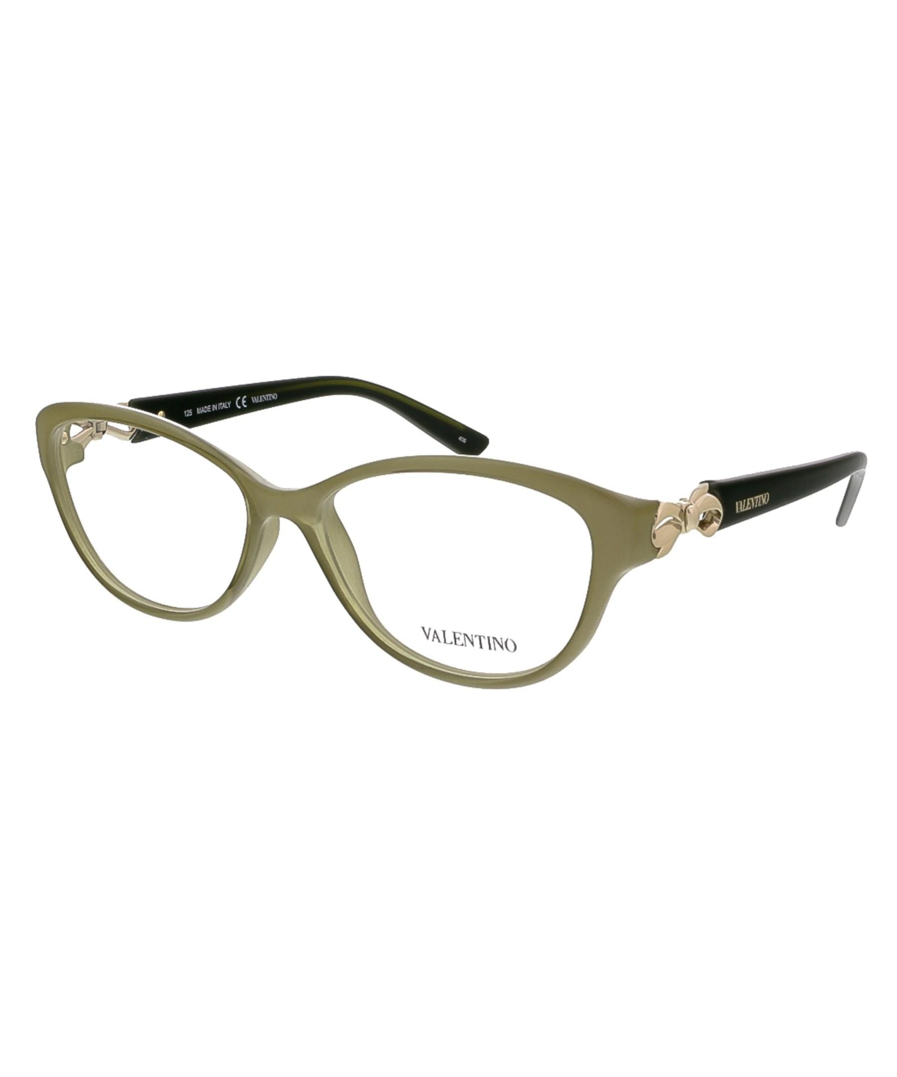 Valentino V2672 319 Sage Oval Eyewear in Green Lyst