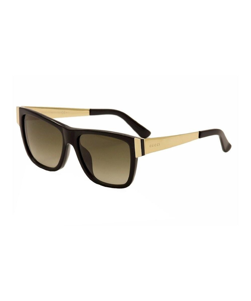 64c6c30545e Lyst - Gucci 3718 s 0anw Ha Sunglasses