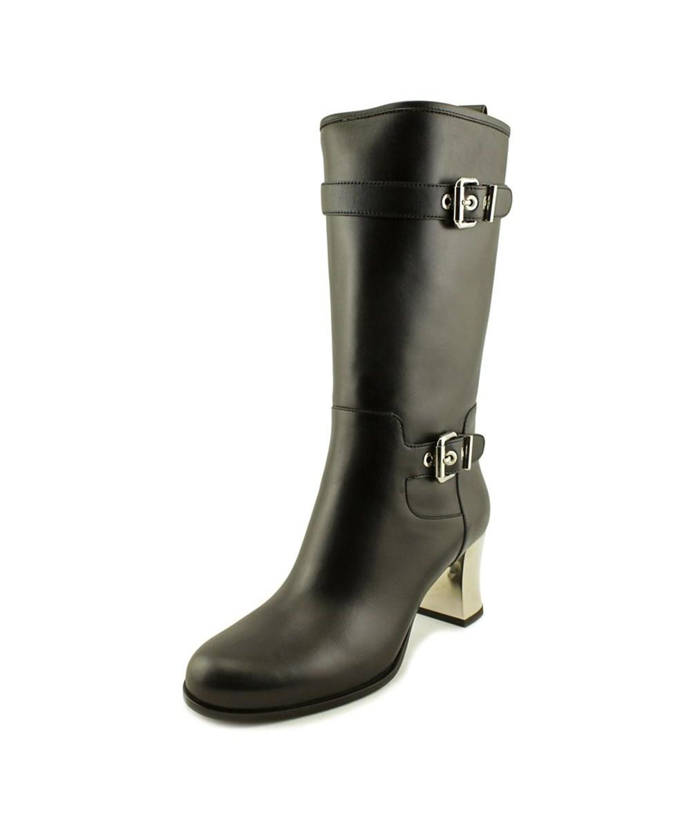 sale find great Fendi Mid-Calf Leather Boots clearance limited edition uLVfl8JV72