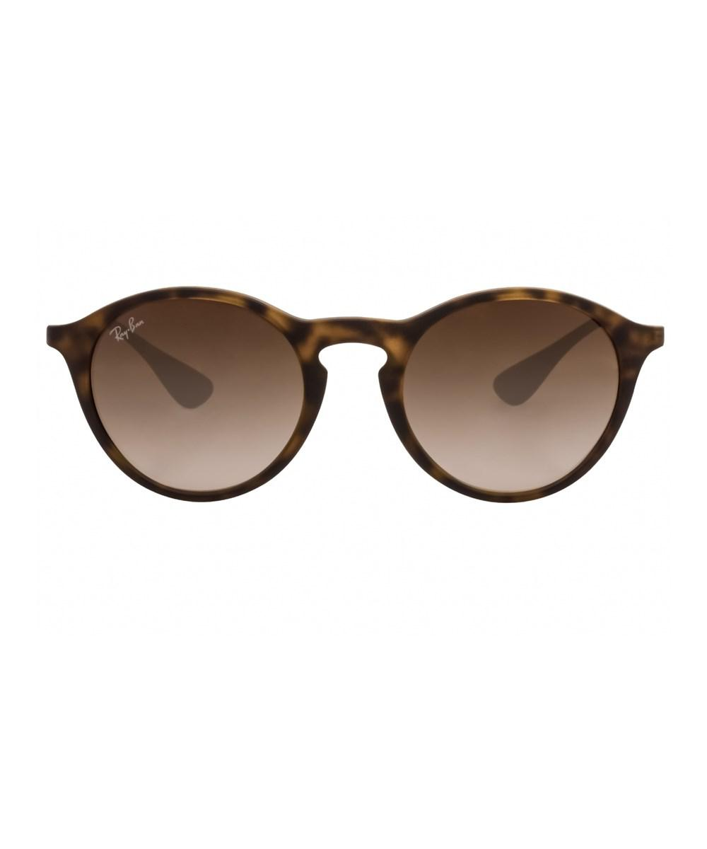 d5218cb08d Lyst - Ray-Ban Ray Ban Rb4243 865 13 in Brown
