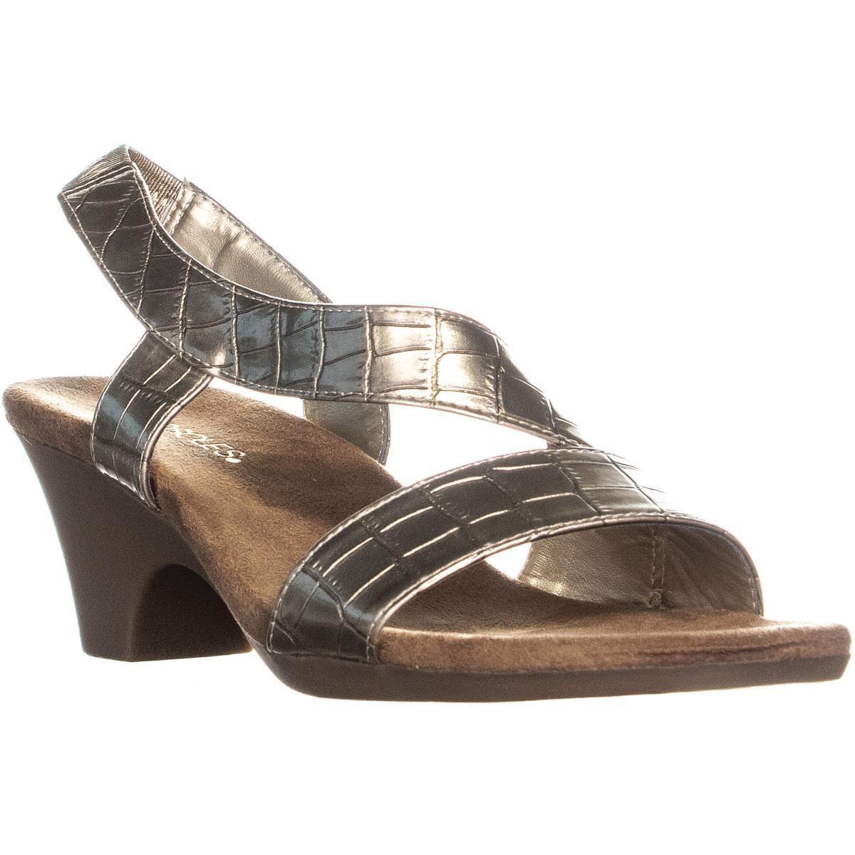 66ca43e835de Aerosoles. Women s Brasserie Slingback Slip On Sandals ...