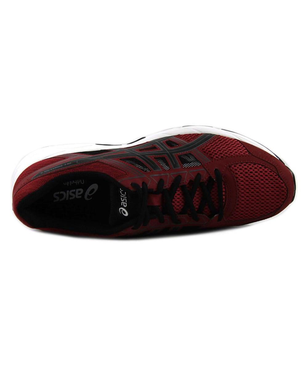 Asics Men S Gel Contend  Running Shoe Red