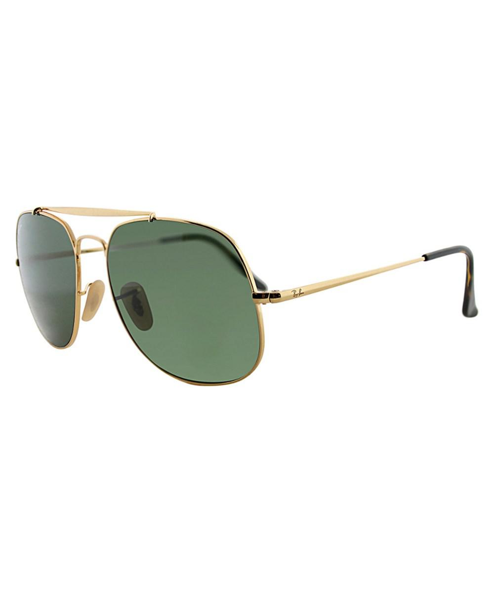 1c56664bbe0 Ray-Ban Unisex Rb 3561 001 57mm Sunglasses in Metallic - Lyst