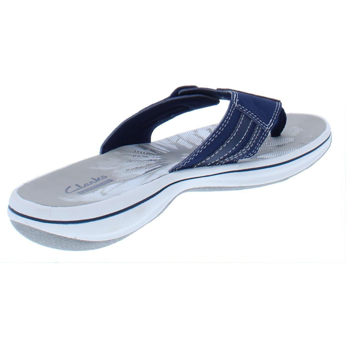 906b9fca045 Lyst - Clarks Womens Brinkley Jojo Casual Summer Sport Sandals in Blue