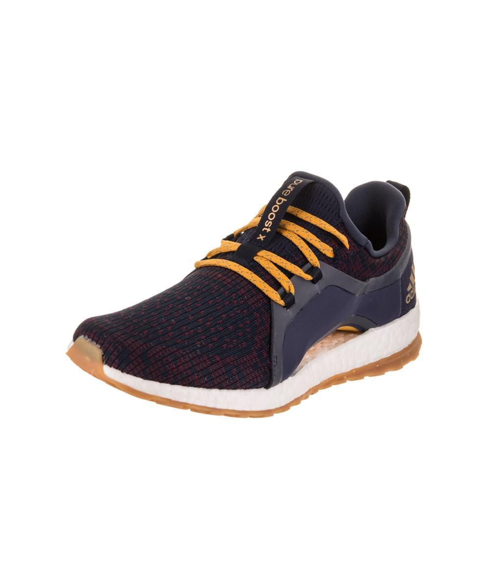 b984d2fe2 Lyst - Adidas Women s Pureboost X All Terrain Running Shoe in Blue