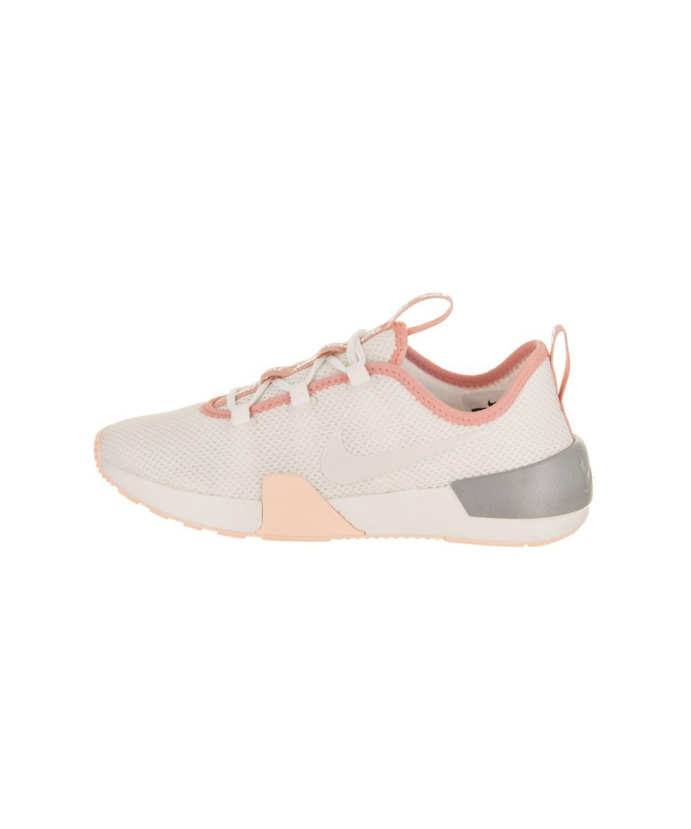 f3f1671b7420b Lyst - Nike Women's Ashin Modern Running Shoe in White
