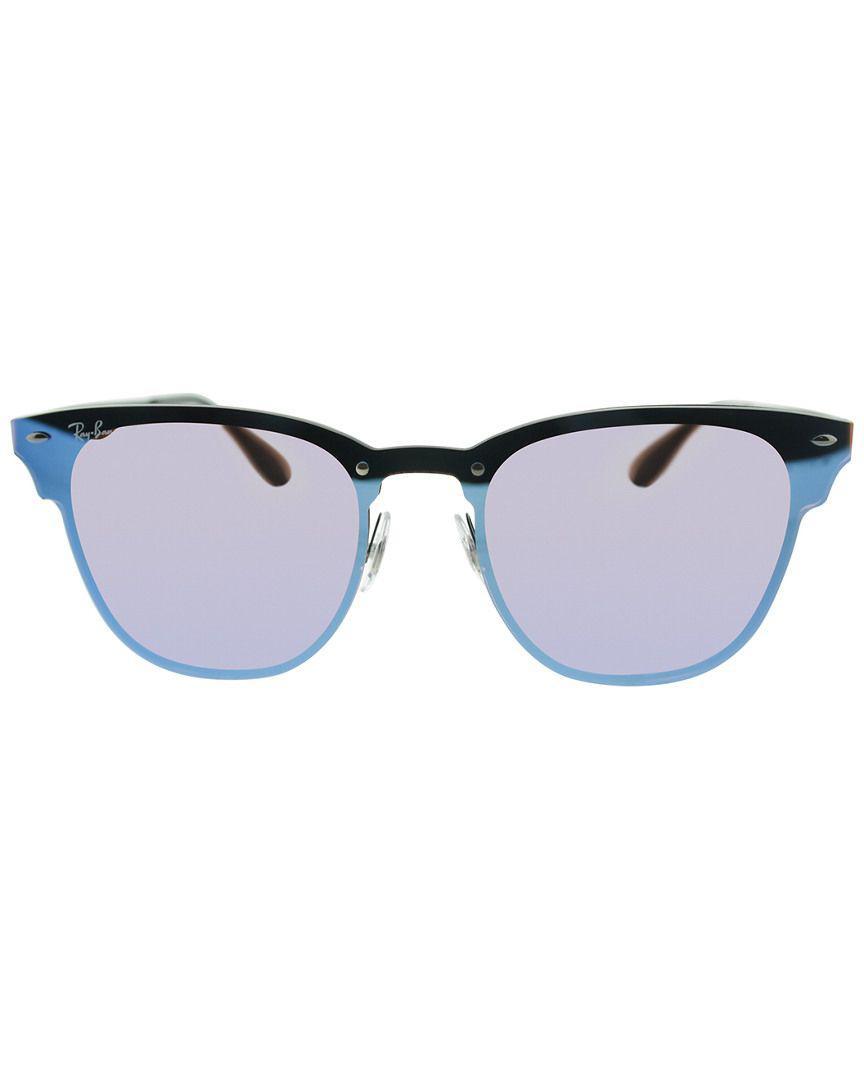 1ee018d929 czech ray ban orb3447 001 round sunglassesgold frame crystal green lens47  097c3 dbd76  spain lyst ray ban unisex rb3576 47mm sunglasses c4921 3de2b