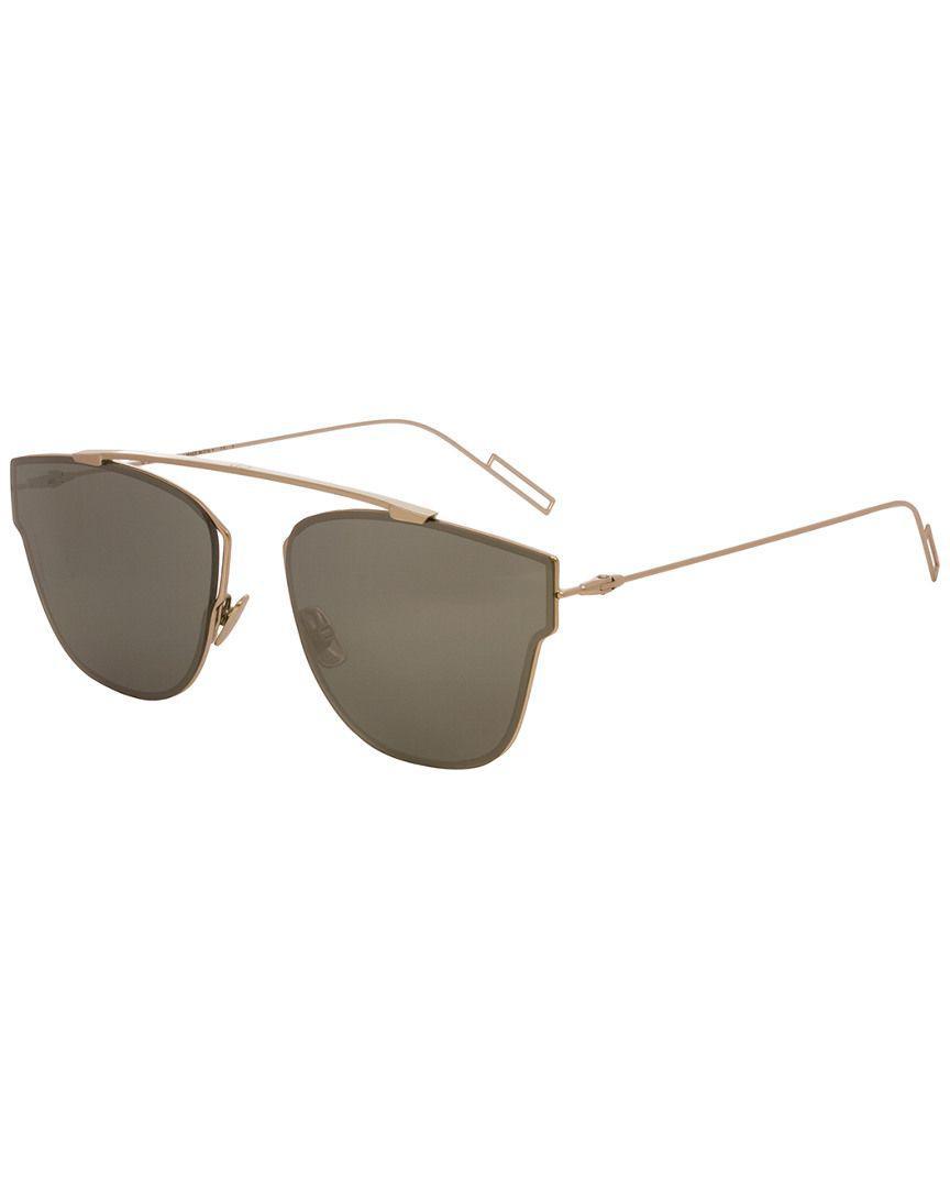 704650d3418b Lyst - Dior Women s 0204s 57mm Sunglasses in Gray