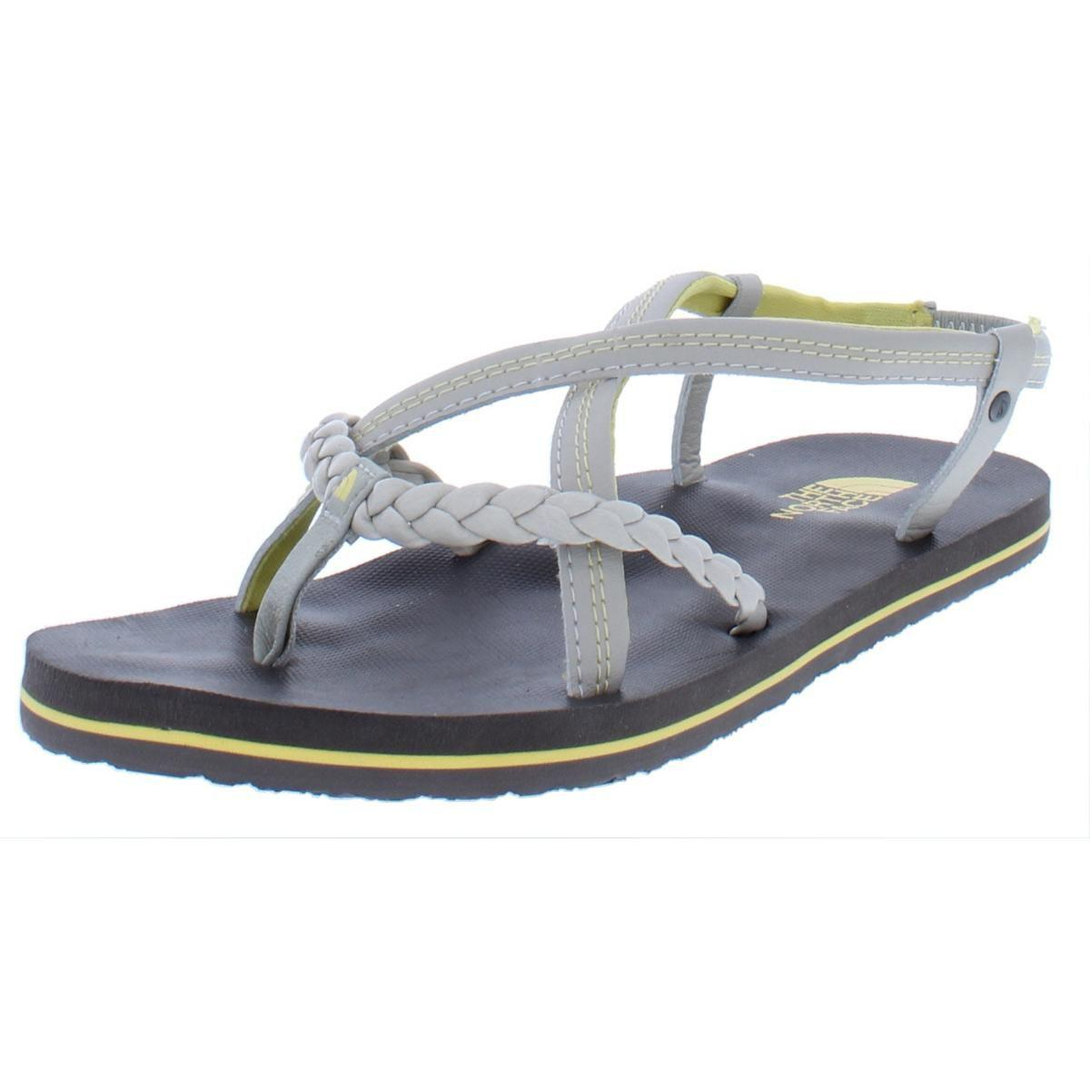 e888afd80792 The North Face. White Womens Base Camp Plus Gladi Summer Casual Gladiator  Sandals
