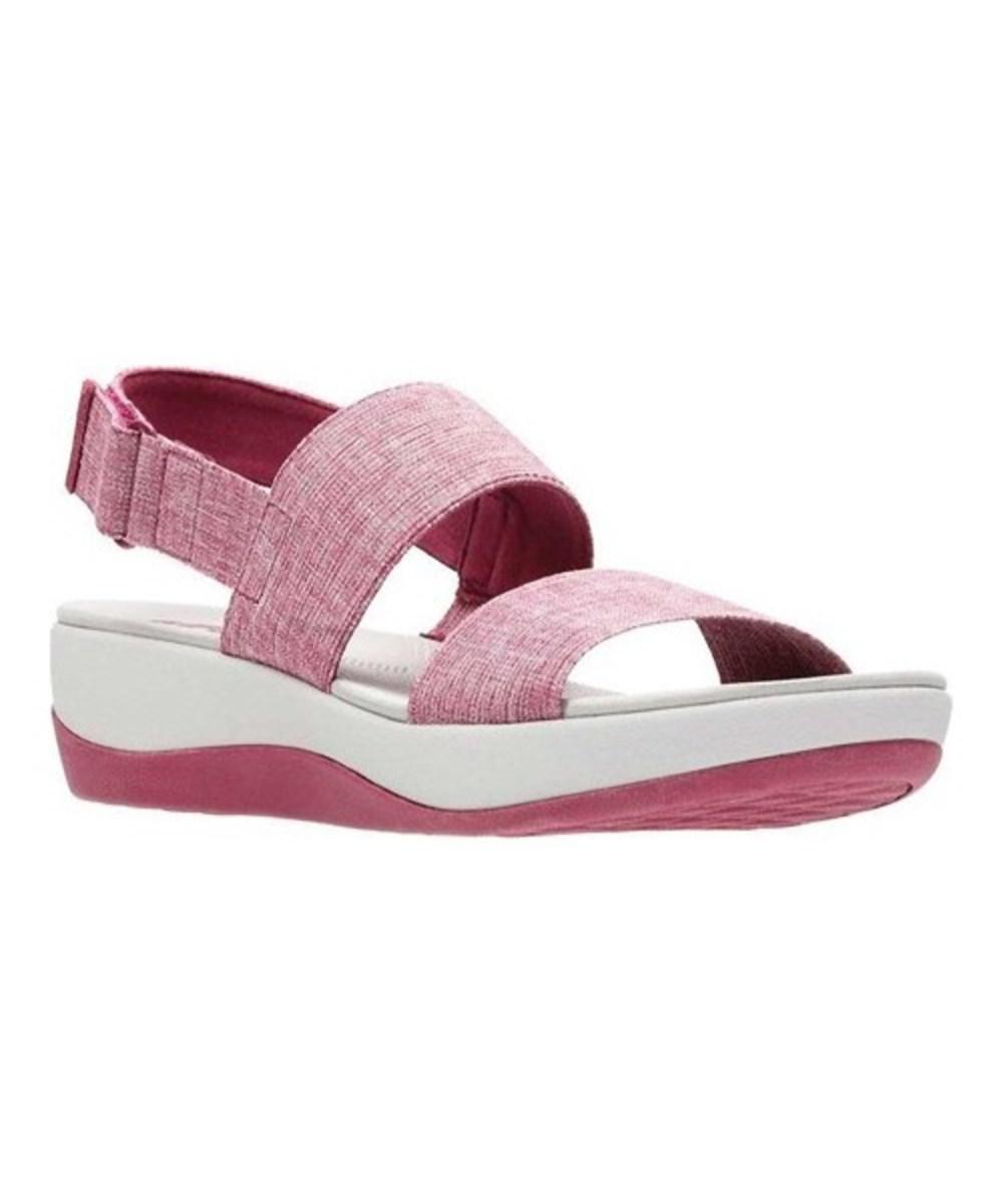 Clarks. Pink Women's ...