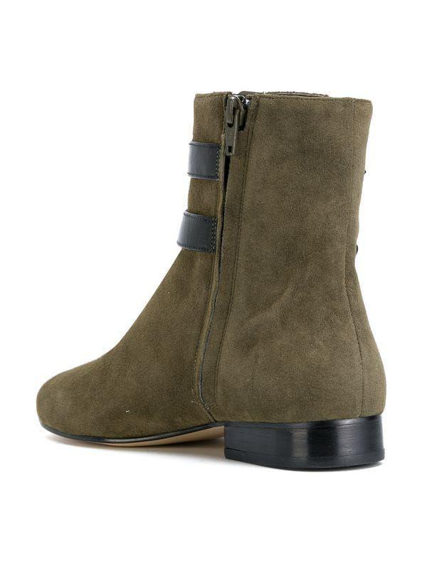 ab3fc52fb2b Lyst - Michael Kors Womens Maisie Closed Toe Ankle Fashion Boots in ...