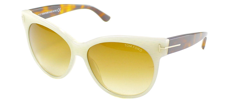 177e3e838591 Tom Ford - Multicolor Tf 330 20f Beige Cat-eye Sunglasses - Lyst. View  fullscreen