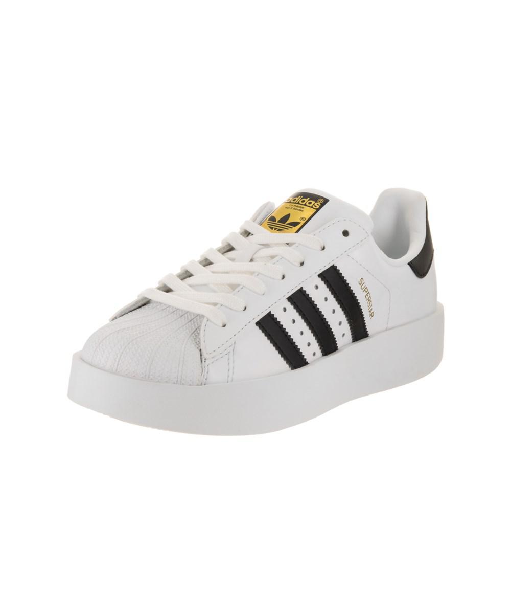 buy online 5bf5b 3396a adidas. Women s Superstar Bold W Originals Casual Shoe