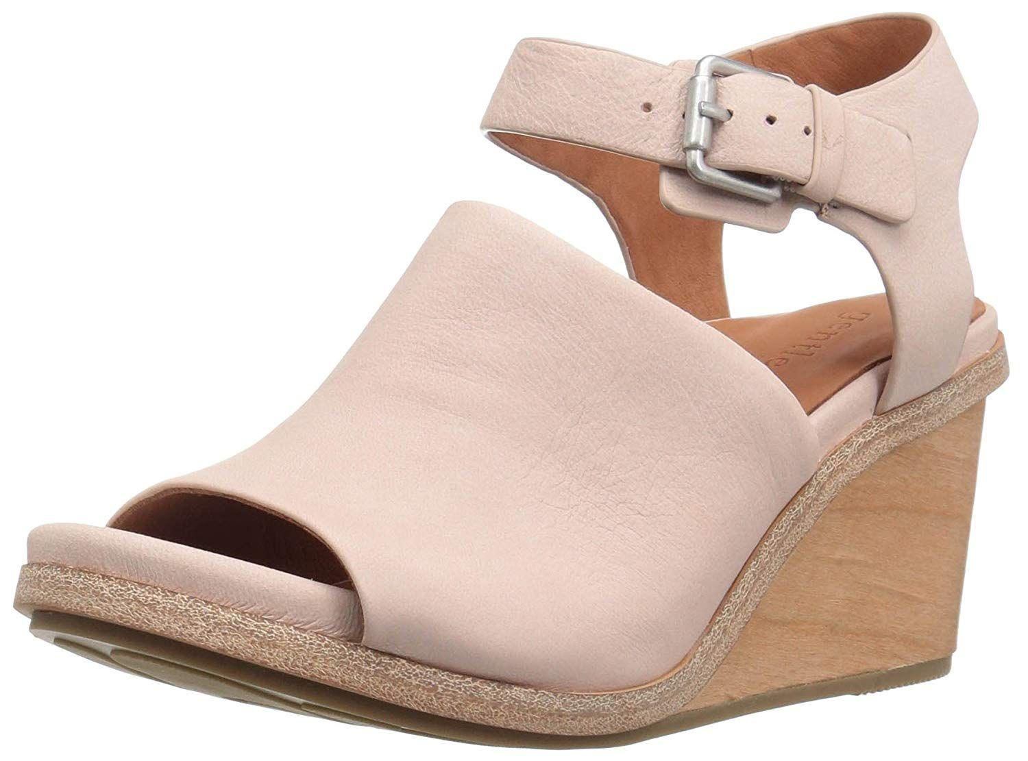 90d74b3dc1c4 Lyst - Gentle Souls By Kenneth Cole Women s Gerry Wedge Sandal in Brown