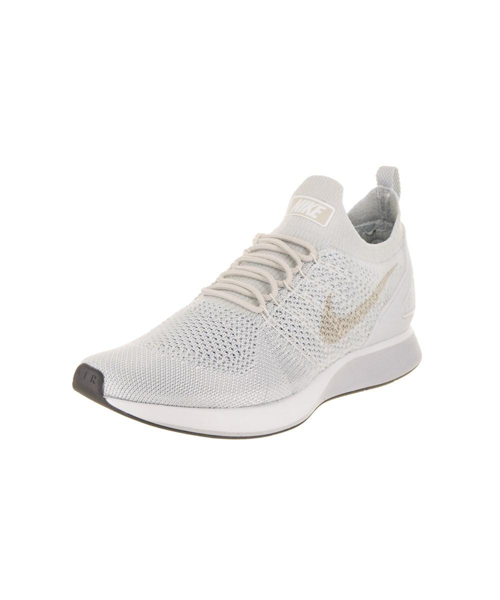 71493d5057de Lyst - Nike Men s Air Zoom Mariah Flyknit Racer Running Shoe in Gray ...