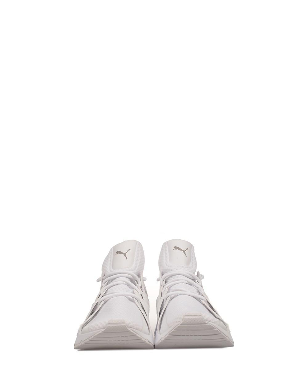 Sneakers Sneakers Women's White Fabric in Puma Puma Puma White Lyst xHwqnIfpq