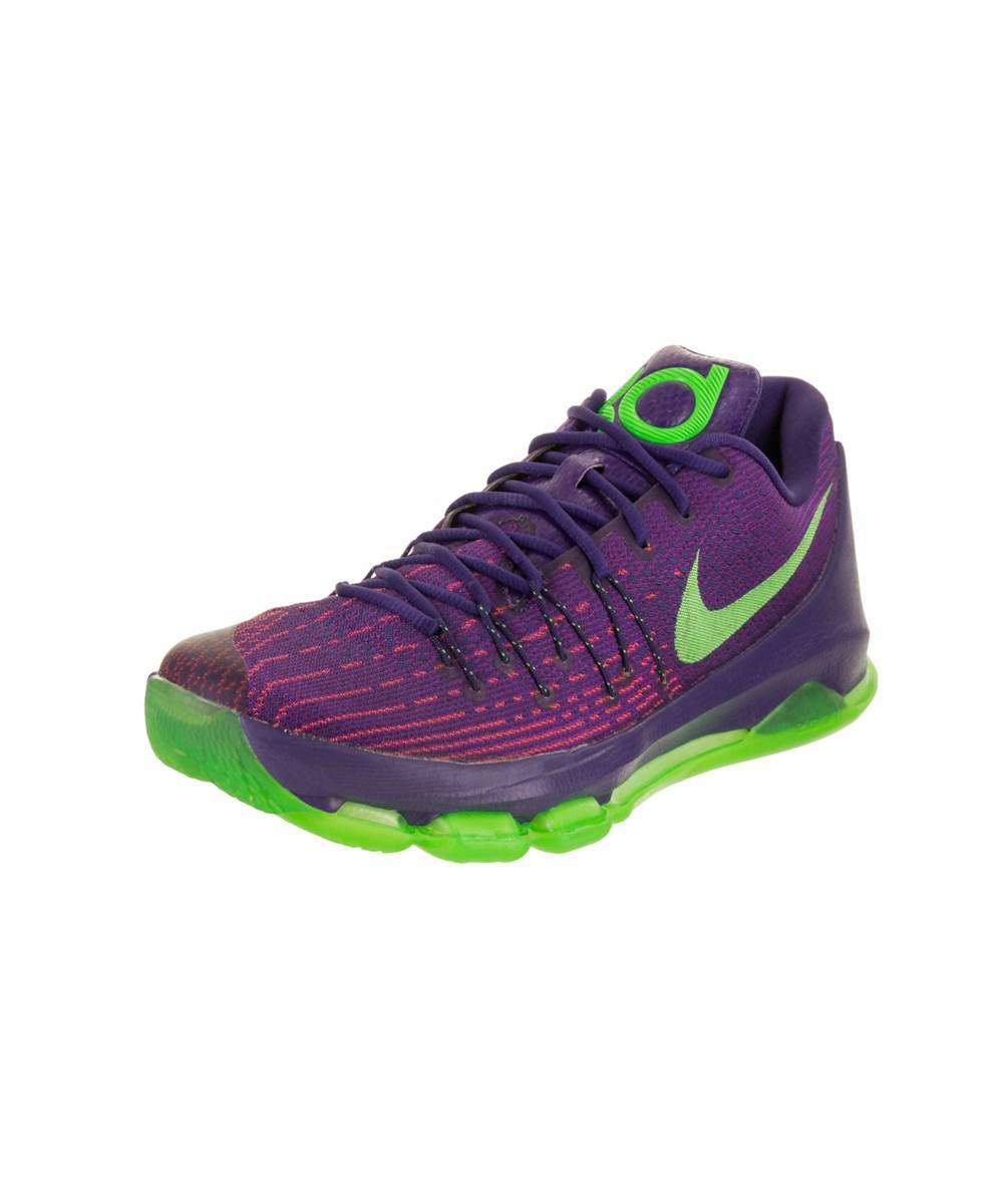 ce42570d7e10 Lyst - Nike Men s Kd 8 Basketball Shoe in Purple for Men