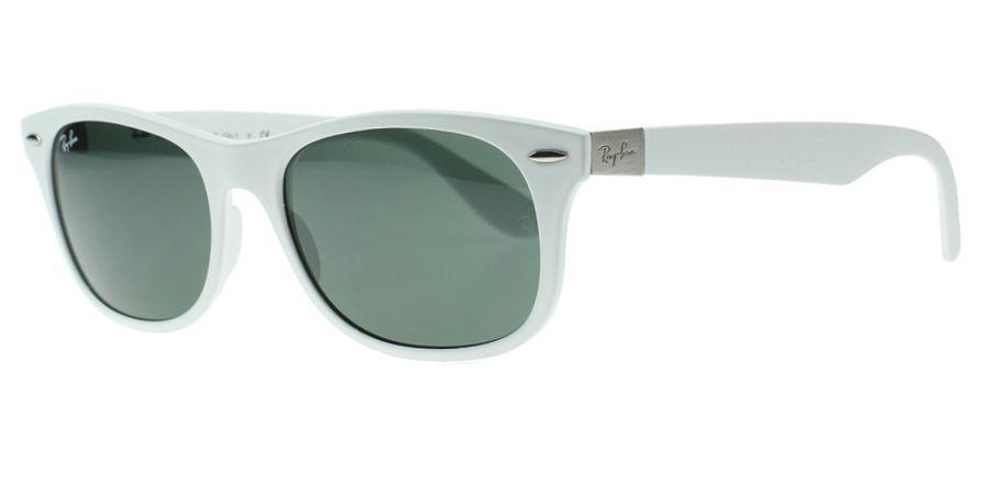 ce6608c8c9 Lyst - Ray-Ban Rb4207 New Wayfarer Liteforce Sunglasses in Green for Men