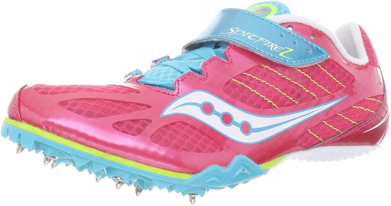 54509d662543 Lyst - Saucony Women s Spitfire 2 Track Shoe in Blue