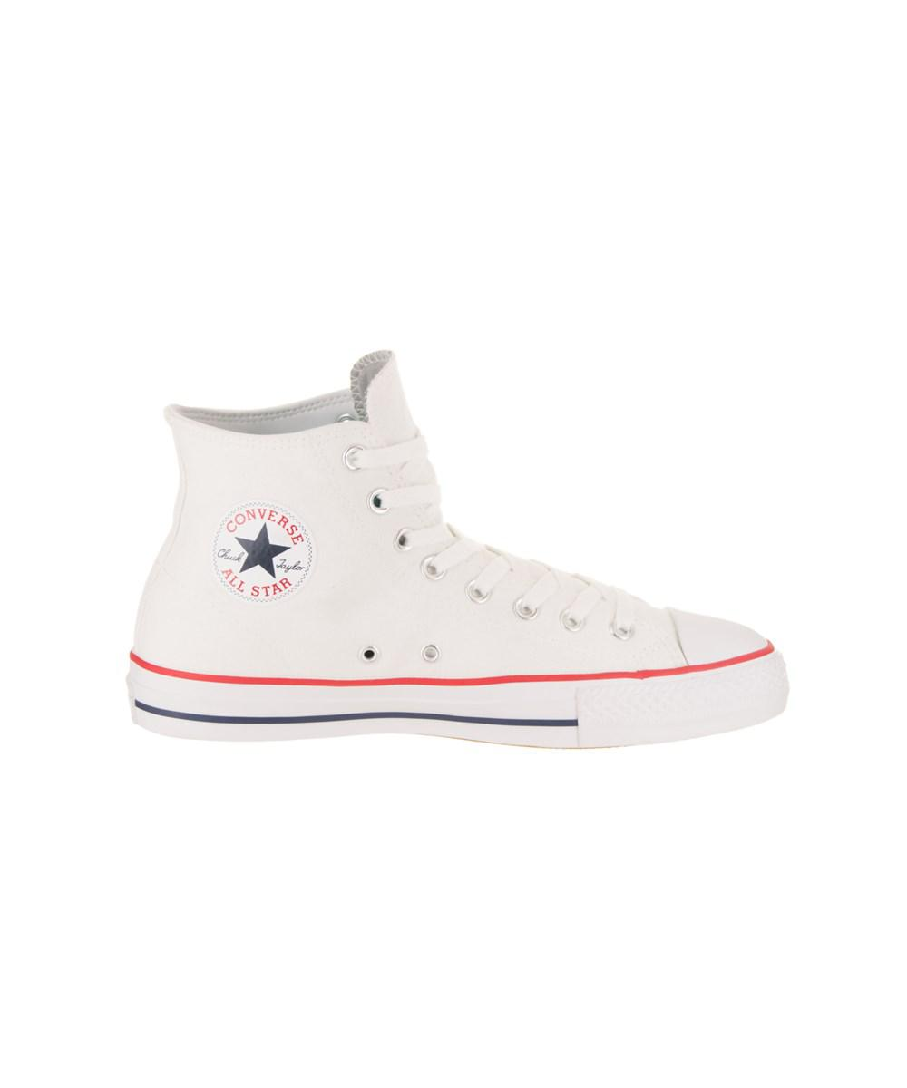 d28b4cff5cfc1e Lyst - Converse Unisex Chuck Taylor All Star Pro Hi Basketball Shoe in  White for Men