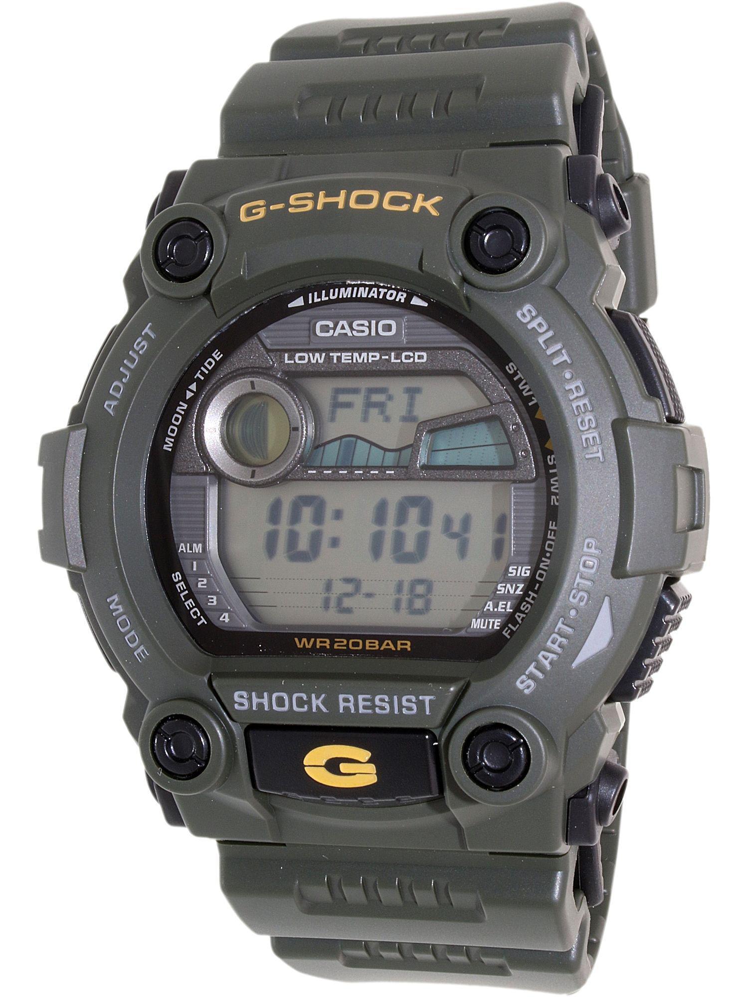 G sport shock watches for men best photo