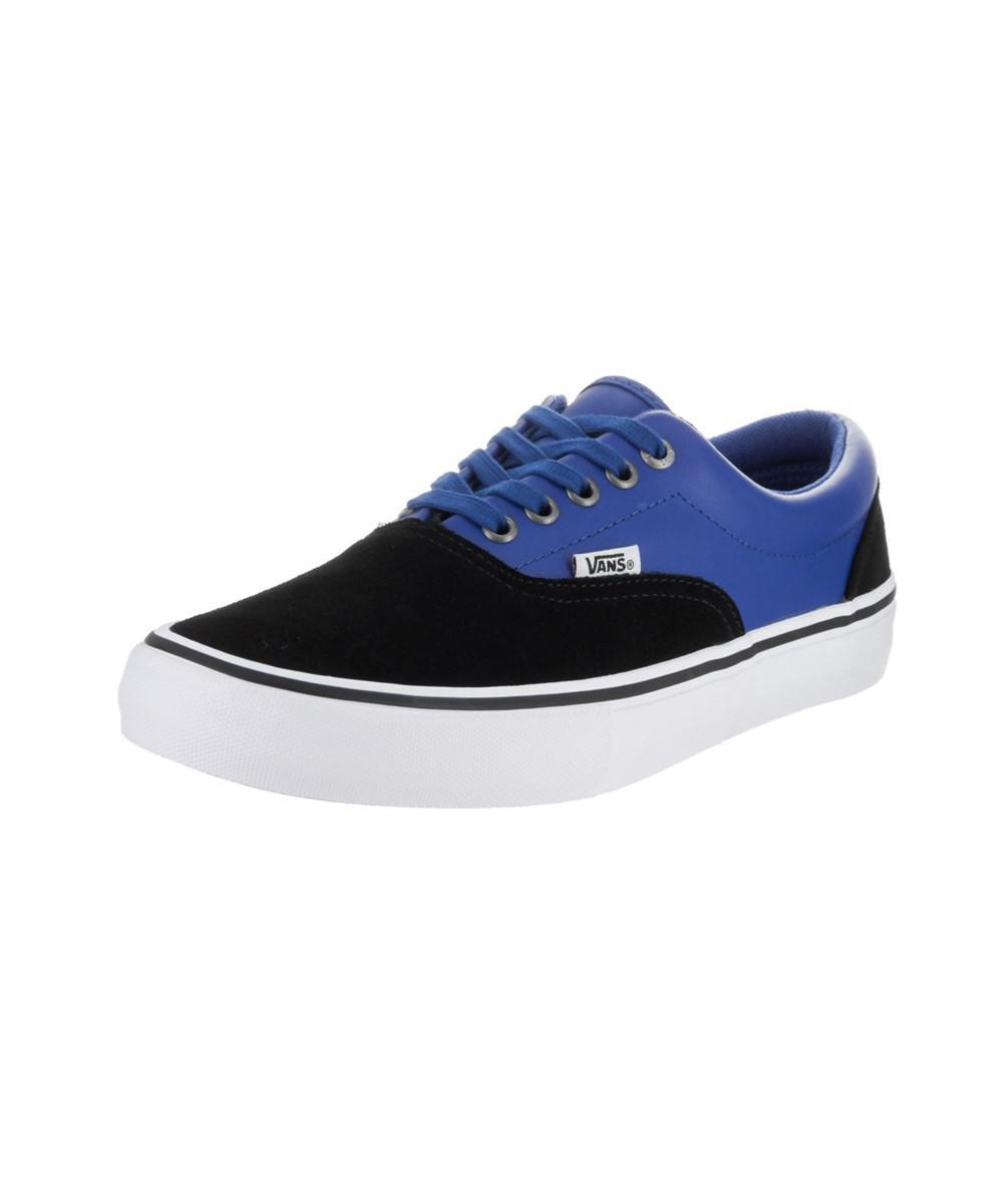 1638fa5b76 Lyst - Vans Men s Era Pro (real Skateboards) Skate Shoe in Blue for Men