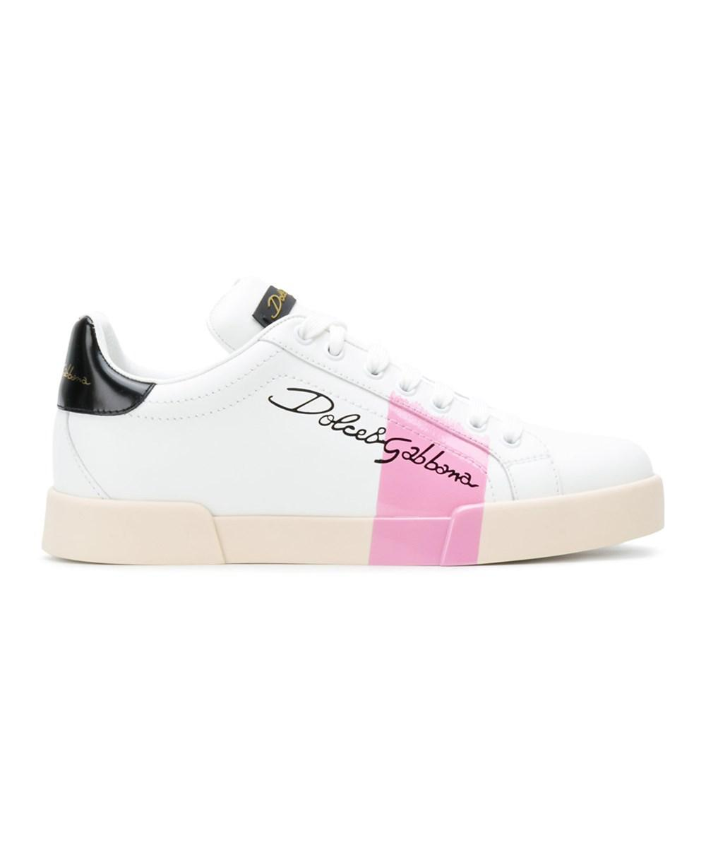 stripe panel sneakers - White Dolce & Gabbana BWPDPuyOwP