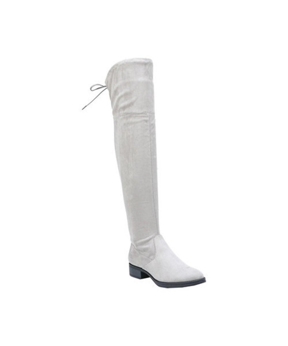 a51b542a86f Lyst - Circus By Sam Edelman Women s Peyton Thigh High Boot in Gray