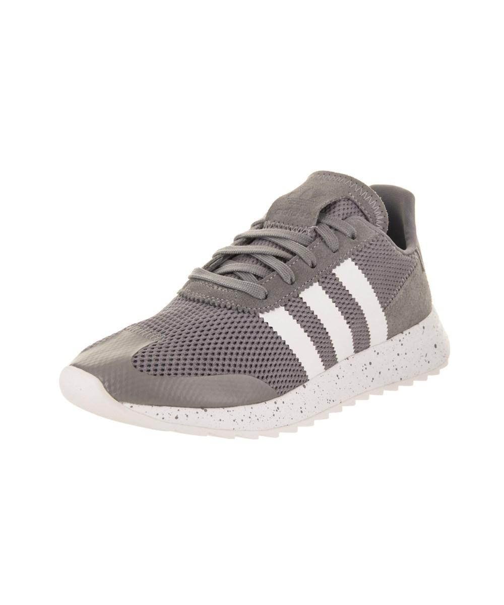 1c261c4e3966d Lyst - Adidas Women s Flb runner Originals Running Shoe in Gray