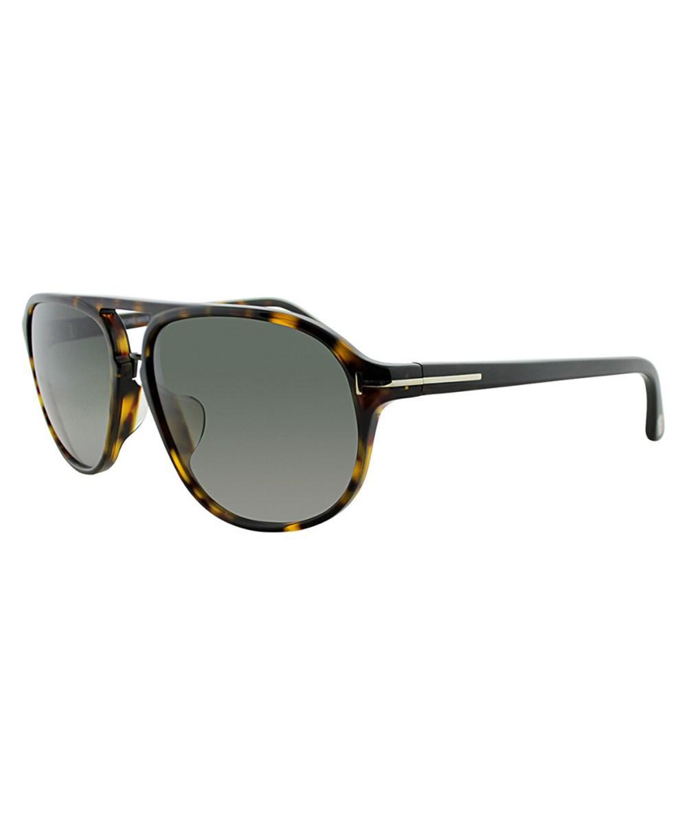 7c6db3464ed6f ... TOM FORD FT0447 Jacob Gradient Aviator Sunglasses
