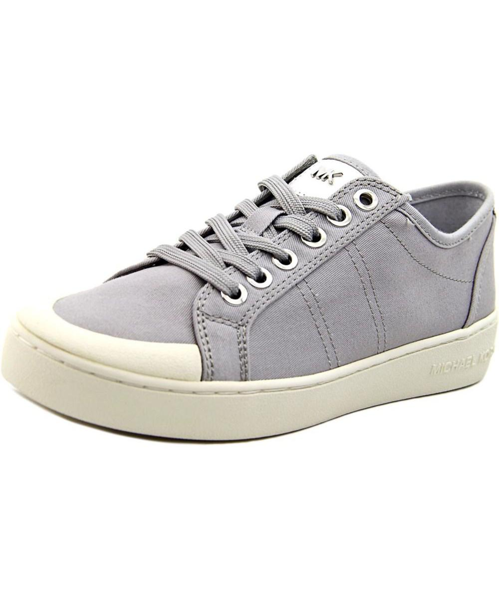 ee75d6e88a6 Lyst - Michael Michael Kors Harlen Sneaker Canvas Fashion Sneakers ...