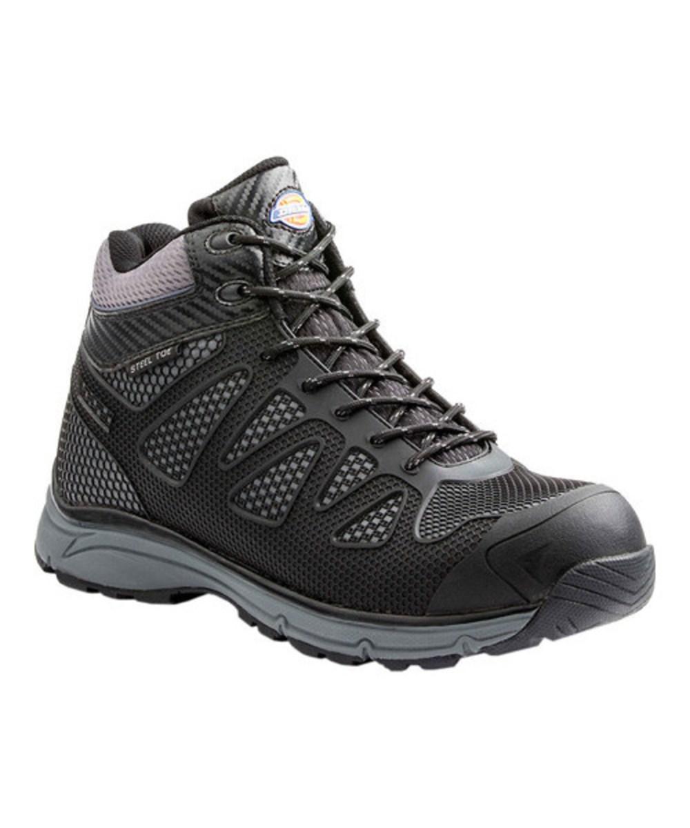 03cc663fd9 Lyst - Dickies Men's Fury Mid Athletic Steel Toe Safety Work Shoe in ...