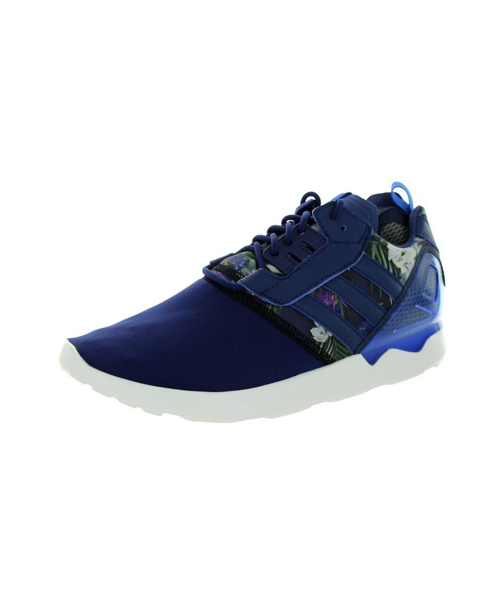 9c19bf36d26e8 Lyst - Adidas Men s Zx 8000 Boost Originals Running Shoe in Blue for Men