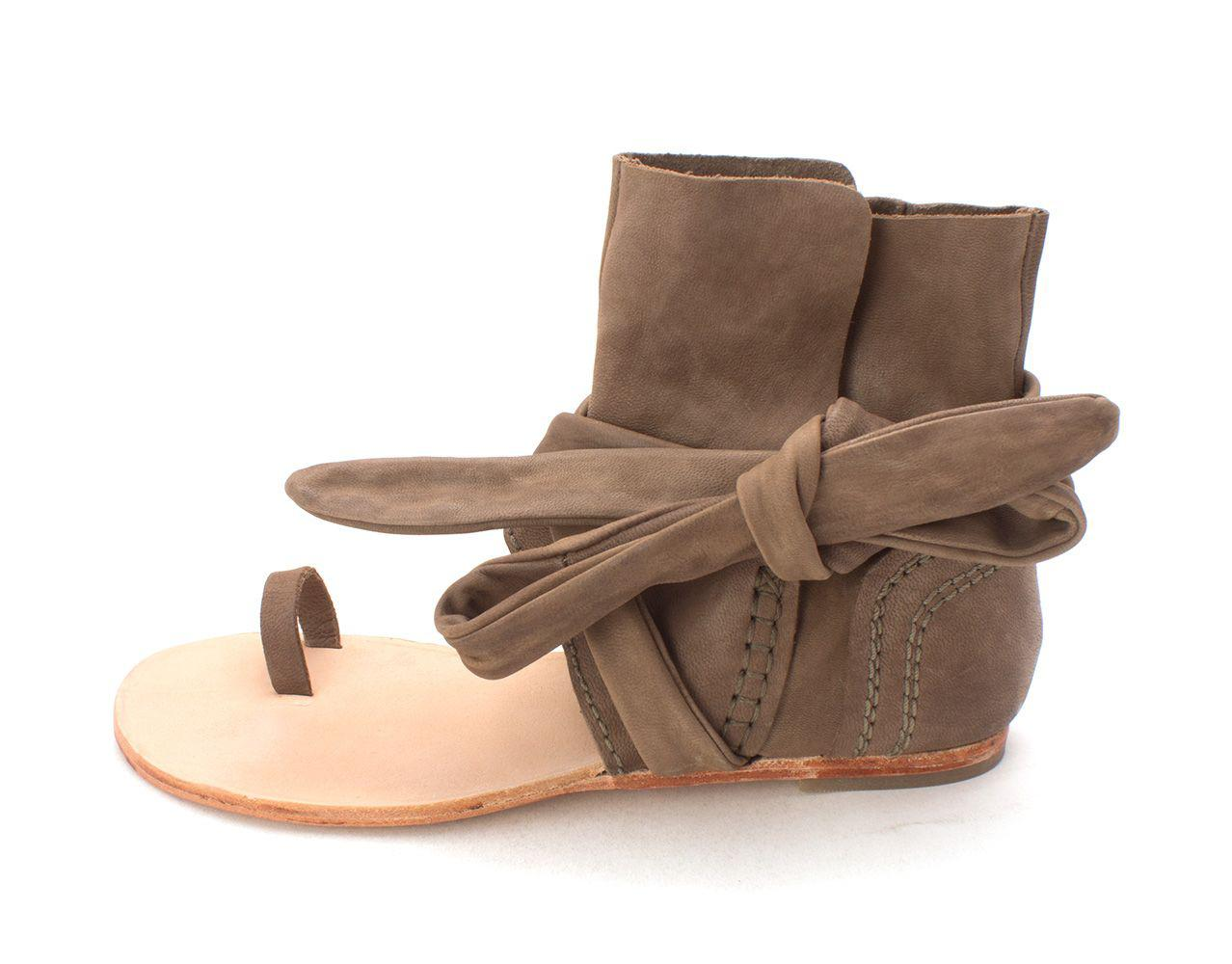 dd00f2311aa Free People. Brown Womens Delaney Open Toe Casual Ankle Strap Sandals