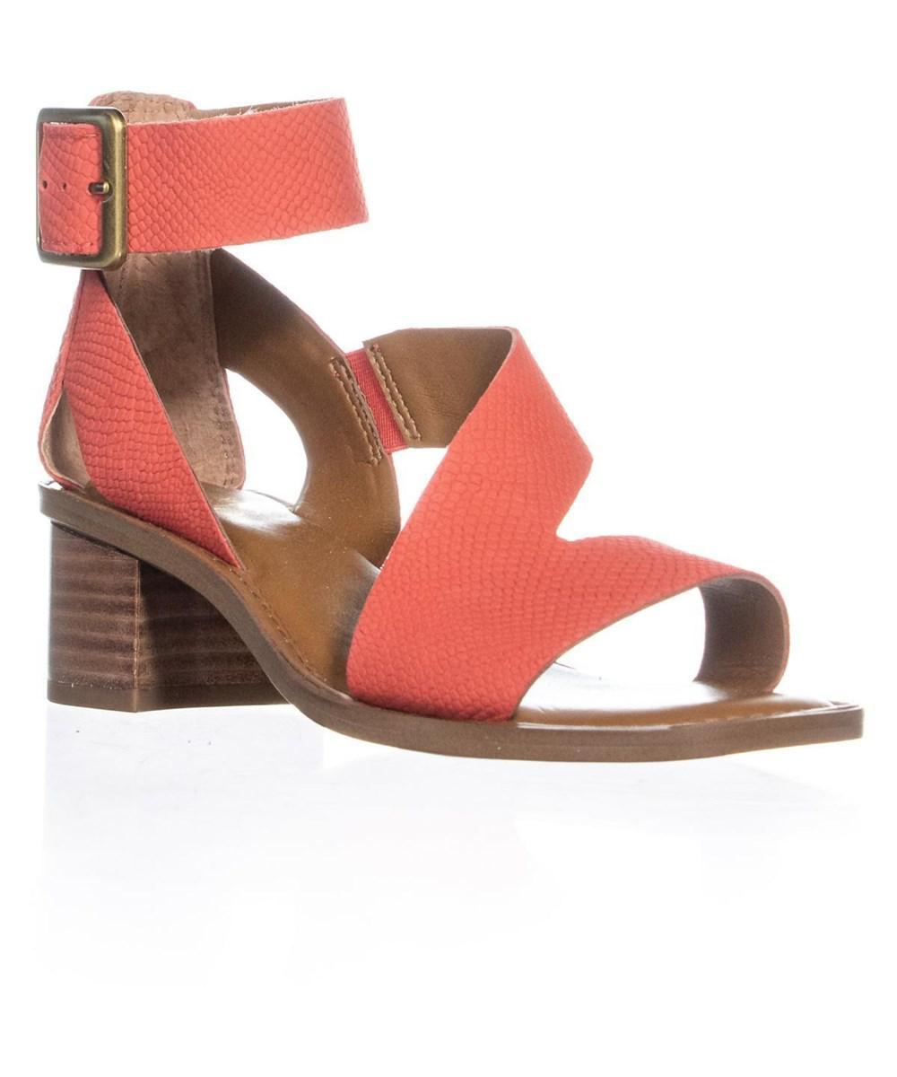 bb48888acff Lyst - Franco Sarto Lorelia Ankle Strap Sandals