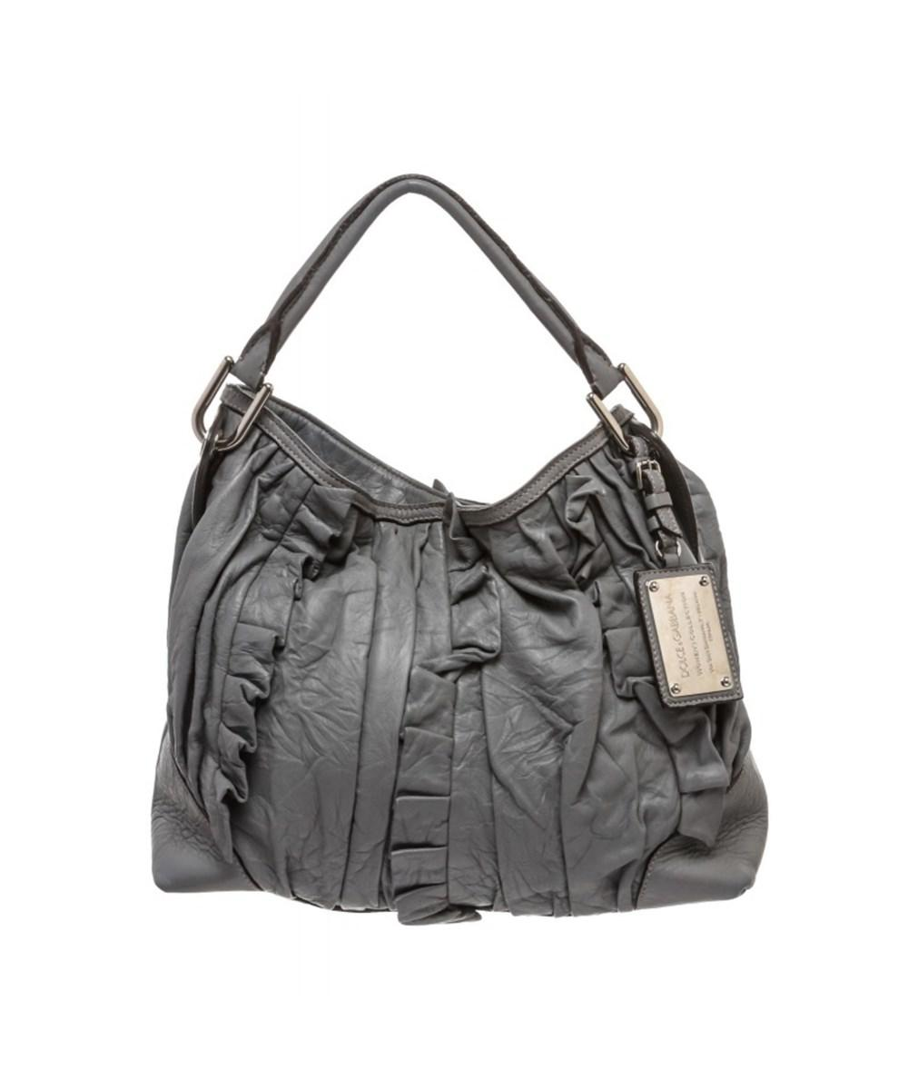 Dolce & Gabbana Pre-owned - Leather satchel tY9ABhpi