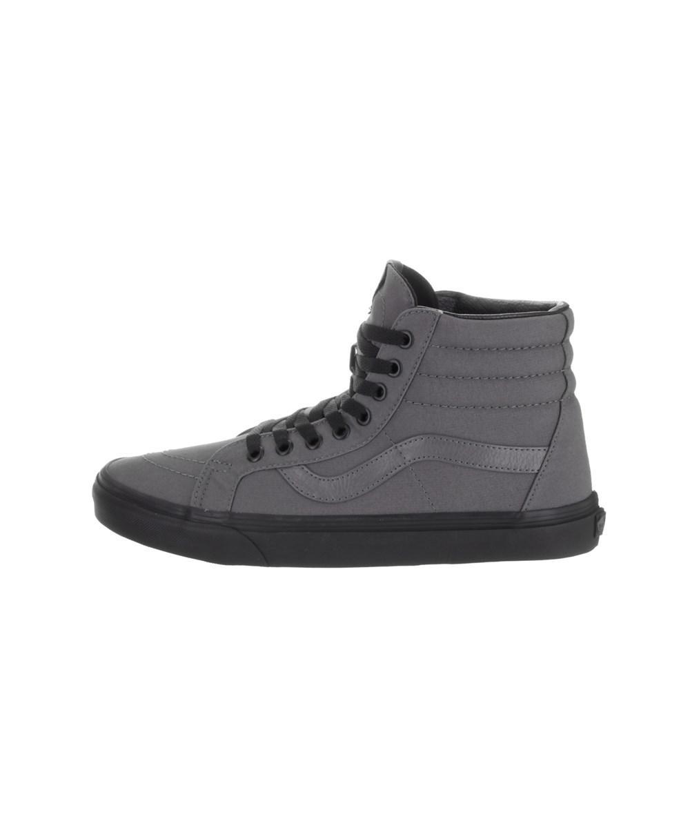 3496e0efa4 Vans - Unisex Sk8-hi Reissue (black Gum) Skate Shoe - Lyst. View fullscreen