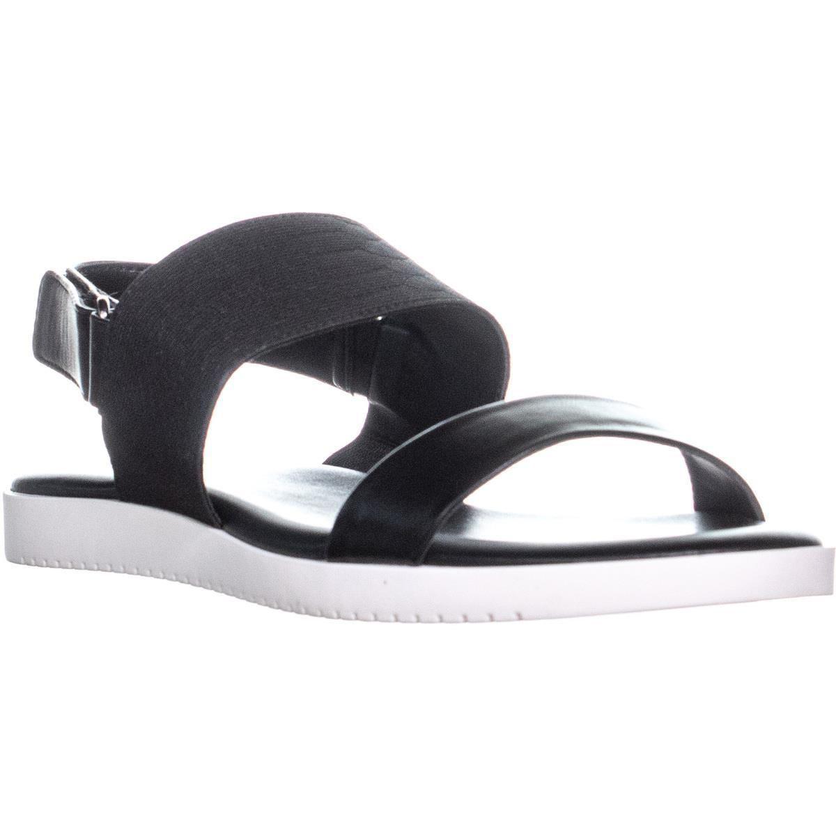 0b577384bfd Lyst - Alfani A35 Shaee Large Strap Slingback Flat Sandals