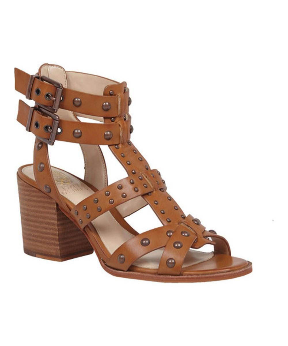 a08aad4b0a1 Lyst vince camuto womens luchia gladiator sandal in brown jpg 1000x1200 Gladiator  sandals vince camuto lyst